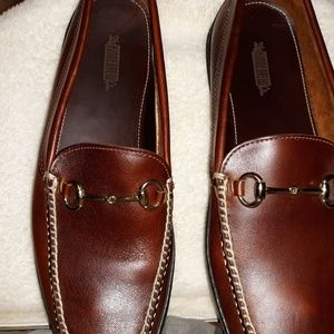 Pre-owned Mens Slip On Shoe.